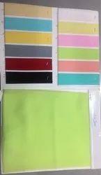 70 GSM Plain Georgette Fabric