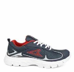 Black, Grey Bata Sports Shoe, Size: 6-11