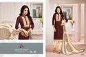 Collar Neck Madhushala Salwar Suit Fabric