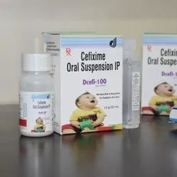 Cefixime 100 Dry Syrup