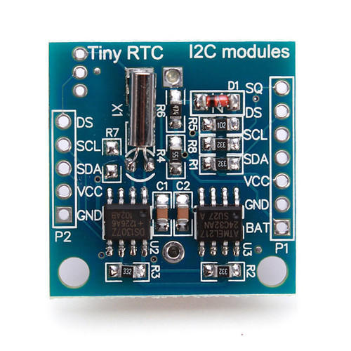 Ds1307 I2c Real Time Clock Module