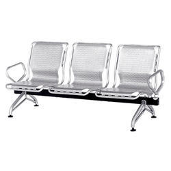 Stainless Steel Bench - 3 Seater