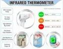 Non Contact Infrared Thermometer besiter