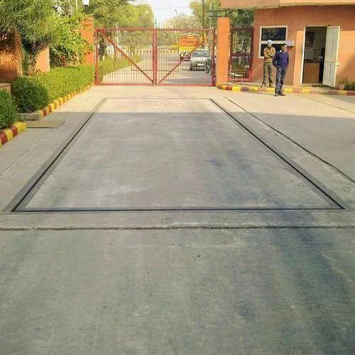Concrete Pit Type Weighbridge