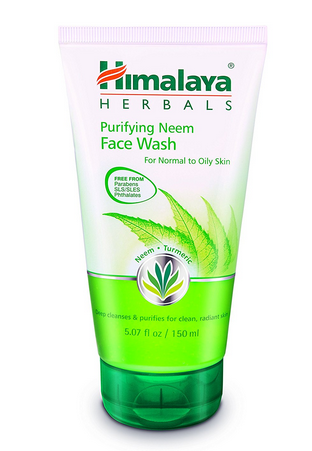 Sữa Rửa Mặt Neem Ngừa Mụn Trứng Cá Himalaya Herbals (100ml)