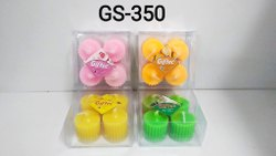 GS-350 Candle Gift Set (4 Pc.)