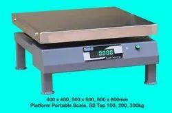 Platform Portable Scale