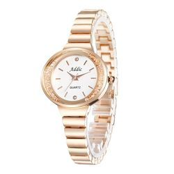 Addic Magic Crystals Gold Watch