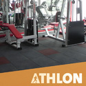 Rubber Gym Floor Tiles