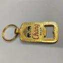 Mild Steel Bottle Opener Keychain