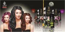 hair colour shampoo