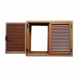Wood Shutter, Dimension/Size: 2 Feet X 3 Feet