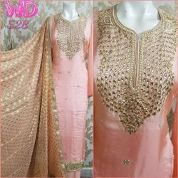 Silk Party Wear Suits
