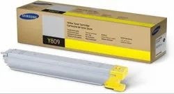 Samsung CLT-Y809S Yellow Toner Cartridge