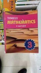 Timely Mathematics Book