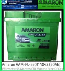 FLO-FL550114042 AMARON Batteries