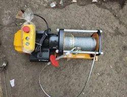 500 Kg Electric Winch Machine