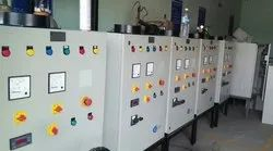 Electrical Control Panel, Operating Voltage: 220 V