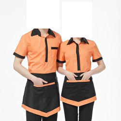 Hotel Staff Uniform, Size: Small, Medium, Large, XL