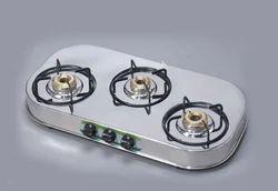 3 Burner High Thermal Efficient LPG Stoves