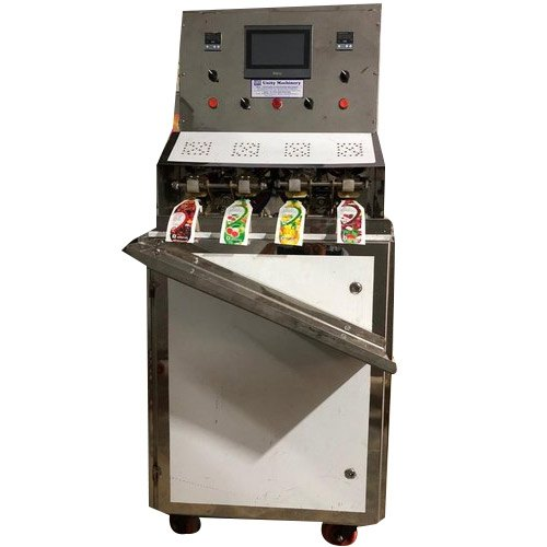 Shape Pouch Packing Machine