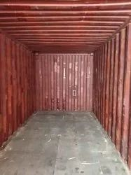 Logistics Used Shipping Container 20'Ft Nhava Sheva
