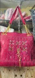 Satin Hand Bags