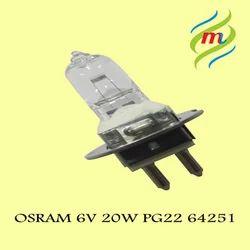 PG22 6V 20W Osram Lamp