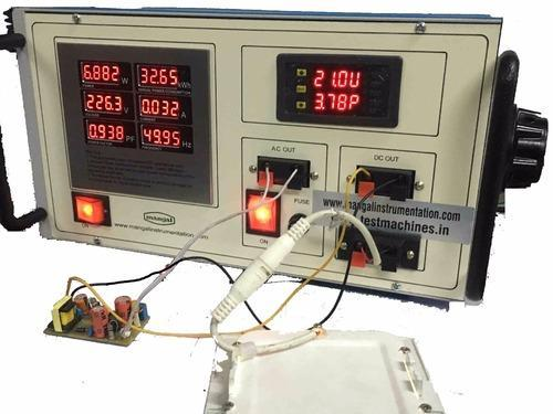 AC/DC LED Driver Power Analyzer - Mangal Instrumentation