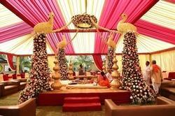 Mandap Decoration, For In Wedding, Lucknow