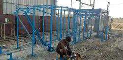 AAC Mini Brick Making Plant