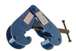 Blue, Black Beam Clamp