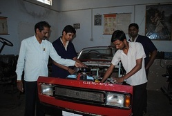 Automobile Engineering Course