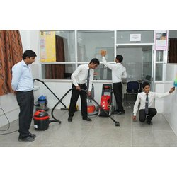 Office Housekeeping Services, in Client Side