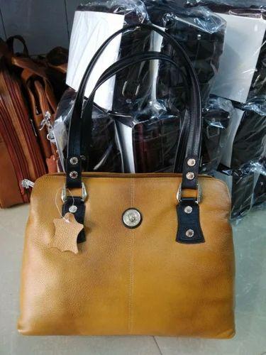 Black Brown Tan Red Blue Grey Green Yellow Pattern Las Side Handbags