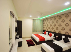 AC Double Bedroom Rental Service