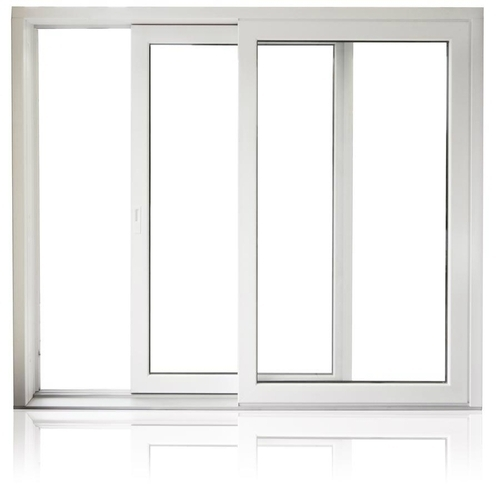 Aluminium Office Sliding Window