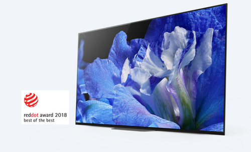 Sony A8F OLED 4K Ultra HD Android TV, Screen Size: 139 Cm