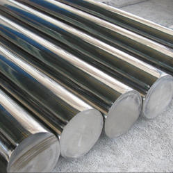 Stainless Steel Round Bar for Construction, Length: 3 meter
