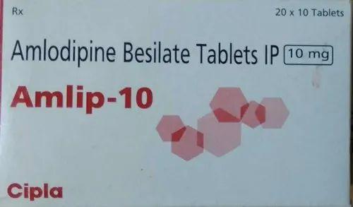 Amlodipine Besylate Tablets