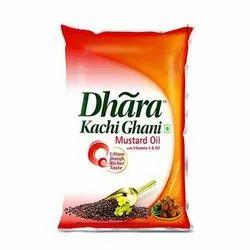 Dhara Mustard Oil