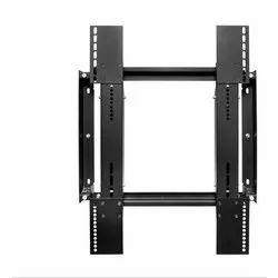 Mild Steel Black Video Wall Mounts, LED TV