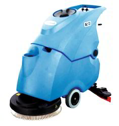 Electrical Operate Scrubber Drier