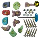 Large Climbing Holds, Bolt, T-Nuts, LN Key