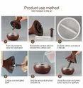 Big Wooden Finish Aroma Diffuser Humidifier