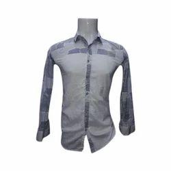 Men Cotton Casual Shirt, Size: Medium, Large, XL
