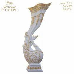 PS21 Peacock Sculpture