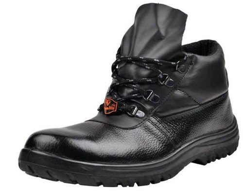 60e8f0ecc8da Safety Shoes - Brown Safety Shoes Manufacturer from New Delhi