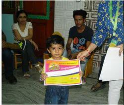 Junior KG Standard Classes Education Service