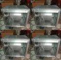 Inline Fan With SISW Blower 1200 CFM